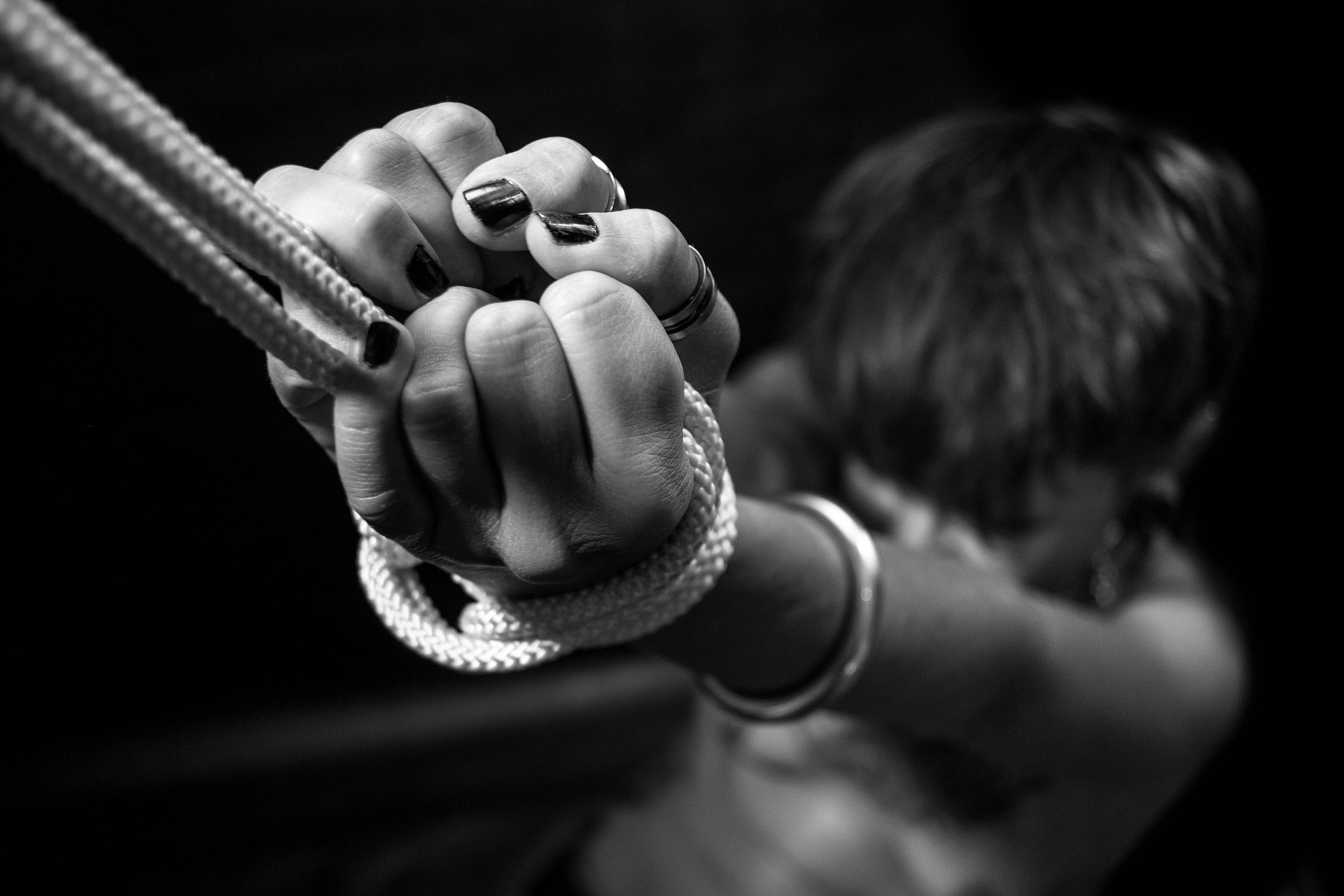 Tie the Knot, Get Bound, Tape Off – Get Your Kink On Part 2.