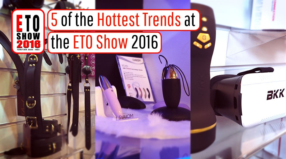 5 of the Hottest Trends at the ETO Show 2016