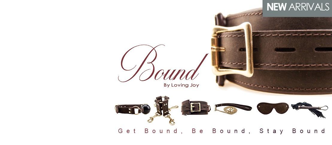 You're BOUND to love our new range of bondage products...