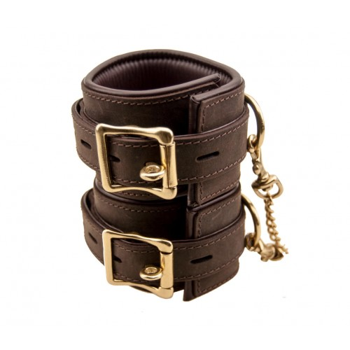 bound-nubuck-leather-wrist restraints