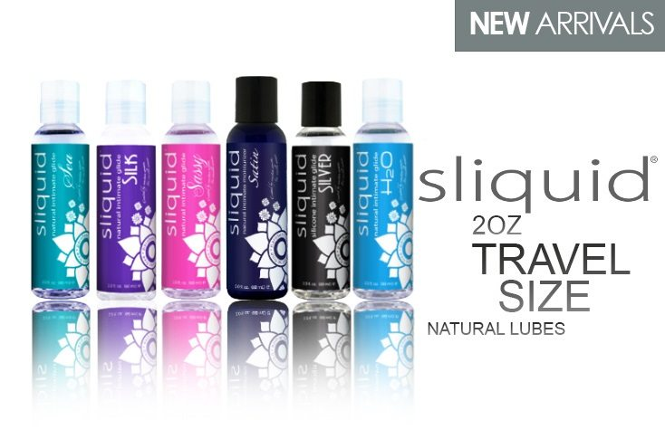 Sliquid Lubes - travel size lubricant